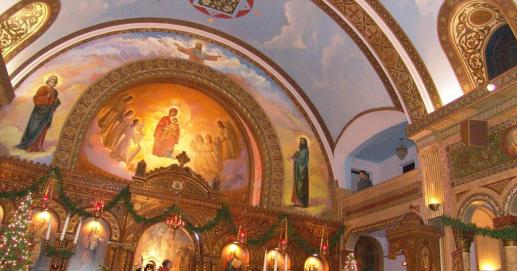 St  Nicholas Greek Orthodox Church | A Light in the City and